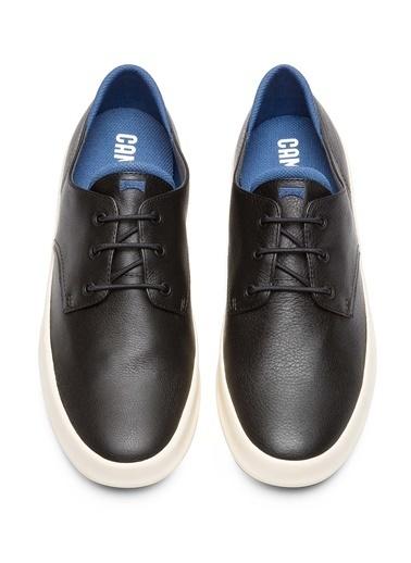 Camper Bağcıklı Ayakkabı Siyah
